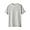 OATMEALxBORDER(슬러브 저지 · 보더 반소매 티셔츠)