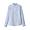 SKY BLUE*STRIPE(프렌치 리넨 워싱 · 스탠드칼라 셔츠)