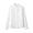 WHITE(프렌치 리넨 워싱 · 스탠드칼라 셔츠)