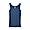 SMOKY BLUE(리브 편직 · 탱크탑)