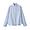 SMOKY BLUE*STRIPE(오가닉 리넨 워싱 · 셔츠)