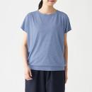 흡한속건 UV컷 · 프렌치 슬리브 티셔츠