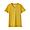 SMOK YELLOW(인도 면 저지 · V넥 반소매 티셔츠)