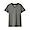 GRAY(인도 면 저지 · V넥 반소매 티셔츠)