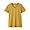 MUSTARD(인도 면 저지 · V넥 반소매 티셔츠)