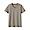 KHAKI BEIGE(인도 면 저지 · V넥 반소매 티셔츠)