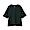 BLACK(태번수 저지 · 크루넥 와이드 티셔츠)