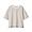 SMOKY BROWN*BORDER(태번수 저지 · 크루넥 와이드 티셔츠)