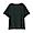 BLACK(태번수 저지 · 보트넥 와이드 티셔츠)