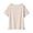 SMOKY ORANGE*PATTERN(태번수 저지 · 보트넥 와이드 티셔츠)