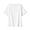 WHITE(태번수 저지 · 보트넥 와이드 티셔츠)