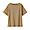 SMOKY BROWN(태번수 저지 · 보트넥 와이드 티셔츠)
