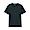 BLACK(슬러브 저지 · V넥 반소매 티셔츠)