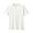 OFF WHITE(슬러브 저지 · V넥 반소매 티셔츠)