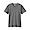 MEDIUM GRAY(슬러브 저지 · V넥 반소매 티셔츠)