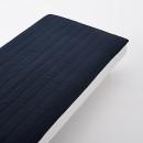 깔개 패드 · S · 네이비 · 면 서커