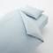 이불 커버 세트 · S · 블루 체크 · 침대용·워싱면