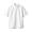WHITE(면 워싱 옥스포드 · 버튼다운 반소매 셔츠)