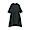 BLACK(프렌치 리넨 · 7부소매 원피스)
