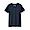 NAVY(슬러브 저지 · 크루넥 반소매 티셔츠)