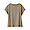 GRAYISH BROWN(슬러브 저지 · 프렌치 슬리브 티셔츠)