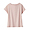LIGHT PINK(슬러브 저지 · 프렌치 슬리브 티셔츠)