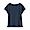 NAVY(슬러브 저지 · 프렌치 슬리브 티셔츠)