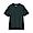 BLACK(태번수 저지 · 크루넥 반소매 티셔츠)