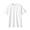 WHITE(태번수 저지 · 크루넥 반소매 티셔츠)