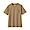 SMOKY BROWN(태번수 저지 · 크루넥 반소매 티셔츠)