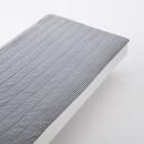 깔개 패드 · D · 네이비 스트라이프 · 면 서커