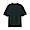 BLACK(신강면 피케 · 반소매 티셔츠)