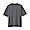 MEDIUM GRAY(신강면 피케 · 반소매 티셔츠)
