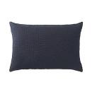 베개 커버 · 43×63 · 네이비 · 면 서커