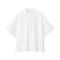 추가이미지1(면 혼방 스트레치 · 반소매 스탠드칼라 셔츠)