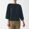 코튼 레이온 · 돌먼 슬리브 스웨터 상품이미지