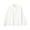 OFF WHITE(태번수 워싱 옥스포드 · 스탠드칼라 셔츠)