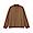 SMOKY BROWN(태번수 워싱 옥스포드 · 스탠드칼라 셔츠)