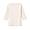 SAND BEIGE(스트레치 후라이스 · 보트넥 7부소매 티셔츠)