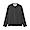 DARK BROWN(면 플란넬 · 스탠드칼라 셔츠)