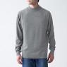 메리노 울 워셔블 · 하이넥 스웨터 상품이미지
