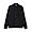 BLACK(신강면 플란넬 · 박스 실루엣 셔츠)