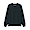 BLACK(신강면 플란넬 · 풀오버 리브 셔츠)