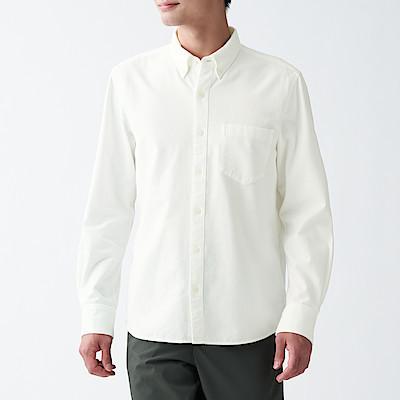 신강면 플란넬 · 버튼다운 셔츠