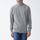 목이 편한·저지 · 워셔블 터틀넥 스웨터