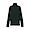 BLACK(목이 편한·리브 · 워셔블 터틀넥 스웨터)