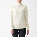 목이 편한·저지 · 워셔블 하이넥 스웨터