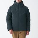 발수 · 후드 다운 재킷