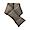 GRAYISH BROWN(경량 포케터블 · 다운 머플러)