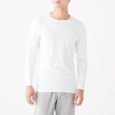 발열 면 · 긴소매 티셔츠